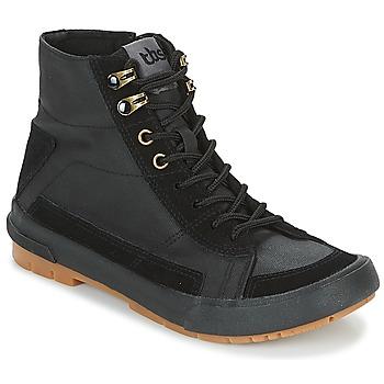 Ψηλά Sneakers TBS BIVOUAC ΣΤΕΛΕΧΟΣ: Δέρμα / ύφασμα & ΕΠΕΝΔΥΣΗ: Ύφασμα & ΕΣ. ΣΟΛΑ: Δέρμα & ΕΞ. ΣΟΛΑ: Καουτσούκ