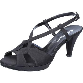 Παπούτσια Γυναίκα Σανδάλια / Πέδιλα Calpierre Σανδάλια BZ739 Μαύρος