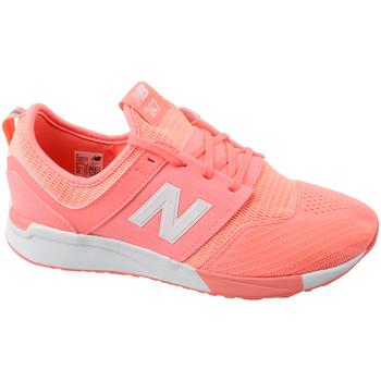 Παπούτσια Παιδί Χαμηλά Sneakers New Balance KL247C7G Orange