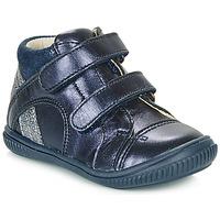 Παπούτσια Κορίτσι Ψηλά Sneakers GBB ROXANE Μπλέ