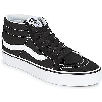 Παπούτσια Ψηλά Sneakers Vans SK8-MID REISSUE Black / Άσπρο