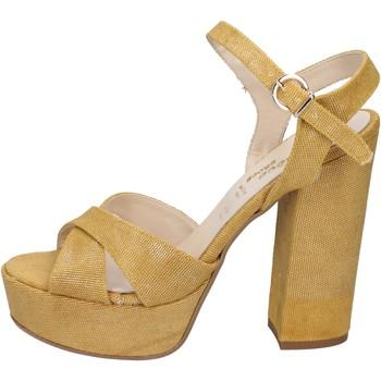 Παπούτσια Γυναίκα Σανδάλια / Πέδιλα Geneve Shoes BZ892 Κίτρινος