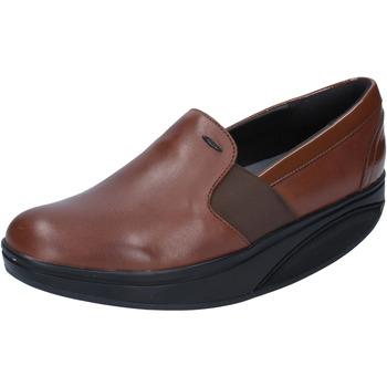 Παπούτσια Γυναίκα Μοκασσίνια Mbt Μοκασίνια BZ910 καφέ