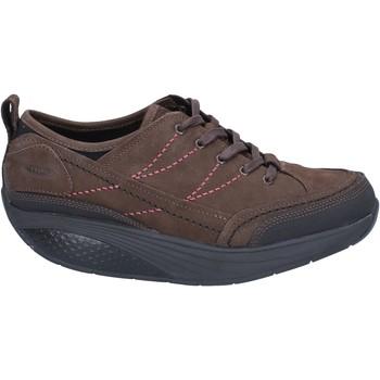 Παπούτσια Γυναίκα Χαμηλά Sneakers Mbt Αθλητικά BZ912 καφέ