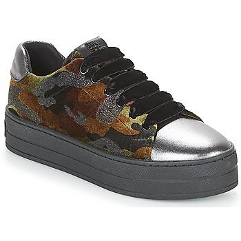 Παπούτσια Γυναίκα Χαμηλά Sneakers Bullboxer TECHA Gunn