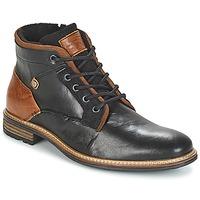 Παπούτσια Άνδρας Μπότες Bullboxer NIRINA Μαυρο