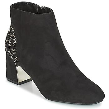Παπούτσια Γυναίκα Μποτίνια Moony Mood JASMINA Black
