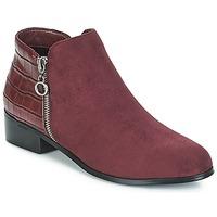 Παπούτσια Γυναίκα Μπότες Moony Mood JADE Maroon