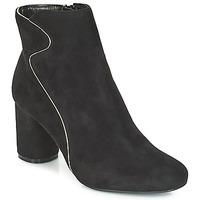 Παπούτσια Γυναίκα Μποτίνια Moony Mood JUDY Black