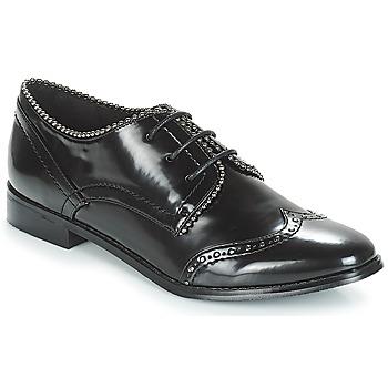 Παπούτσια Γυναίκα Derby Moony Mood JENNY Black