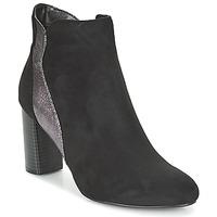 Παπούτσια Γυναίκα Μποτίνια Moony Mood JERDA Black