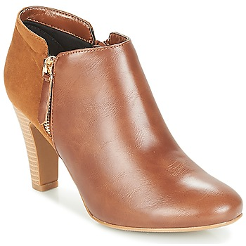 Παπούτσια Γυναίκα Χαμηλές Μπότες Moony Mood FADI Camel