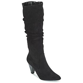 Παπούτσια Γυναίκα Μπότες για την πόλη Moony Mood JULMA Black
