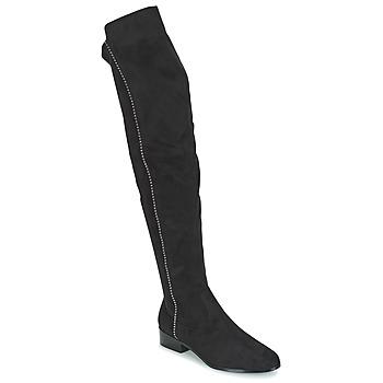 Παπούτσια Γυναίκα Ψηλές μπότες Moony Mood JESSICA Black