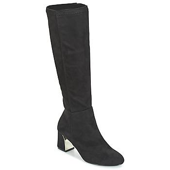 Παπούτσια Γυναίκα Μπότες για την πόλη Moony Mood JORDANA Black