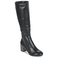 Παπούτσια Γυναίκα Μπότες για την πόλη Moony Mood JISMIA Black