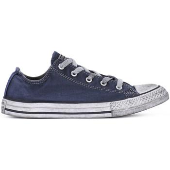 Παπούτσια Αγόρι Χαμηλά Sneakers Converse ALL STAR LO CANVAS LTD NAVY Blu