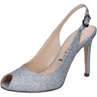 Παπούτσια Γυναίκα Σανδάλια / Πέδιλα Capitini BZ492 Ασήμι