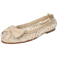 Παπούτσια Γυναίκα Μπαλαρίνες Nu-Eva AE20 Μπεζ
