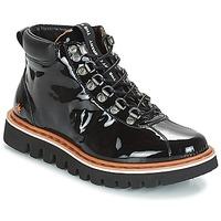 Παπούτσια Γυναίκα Μπότες Art TORONTO Black