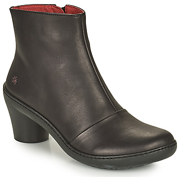 Παπούτσια Γυναίκα Μποτίνια Art ALFAMA Black