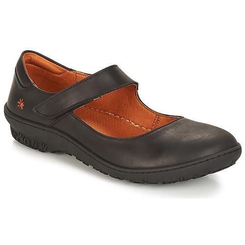 3c50e472d73 Παπούτσια Γυναίκα Μπαλαρίνες Art ANTIBES Black