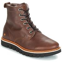 Παπούτσια Άνδρας Μπότες Art TORONTO Brown