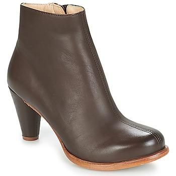 Παπούτσια Γυναίκα Μποτίνια Neosens BEBA Brown