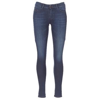 Υφασμάτινα Γυναίκα Skinny jeans Diesel SLANDY Μπλέ / 681g