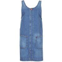 Υφασμάτινα Γυναίκα Κοντά Φορέματα Diesel DE DATY Μπλέ