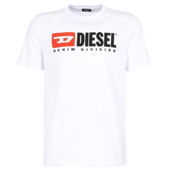 T-shirt με κοντά μανίκια Diesel T JUST DIVISION