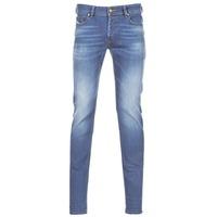 Υφασμάτινα Άνδρας Skinny jeans Diesel SLEENKER Μπλέ / 084yk