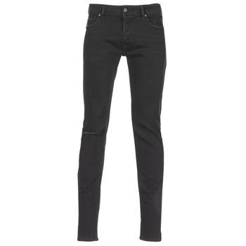 Υφασμάτινα Άνδρας Skinny jeans Diesel SLEENKER Black / 084zn
