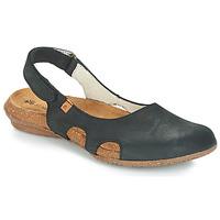 Παπούτσια Γυναίκα Σανδάλια / Πέδιλα El Naturalista WAKATAUA Black