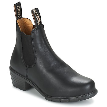 Παπούτσια Μπότες Blundstone WOMEN'S HEEL BOOT Black