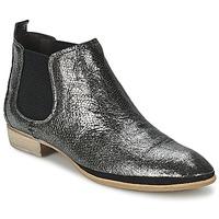 Παπούτσια Γυναίκα Μπότες Un Matin d'Ete TOBAGO Black / Silver