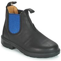 Παπούτσια Παιδί Μπότες Blundstone KIDS BOOT Black / Μπλέ