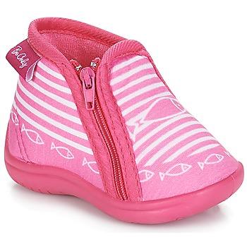 Παπούτσια Κορίτσι Παντόφλες Be Only TIMOUSSON Ροζ