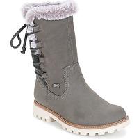 Παπούτσια Γυναίκα Μπότες για την πόλη Rieker  Grey