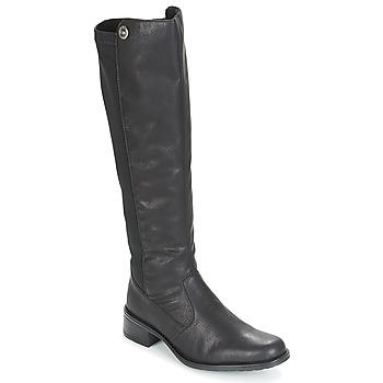 Παπούτσια Γυναίκα Μπότες για την πόλη Rieker ARNIA Black