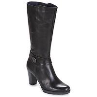 Παπούτσια Γυναίκα Μπότες για την πόλη Dorking REINA Black