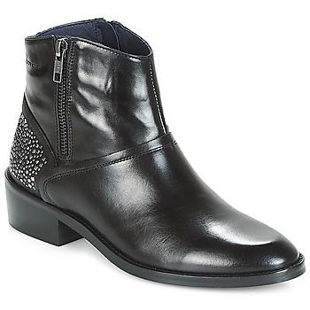 Παπούτσια Γυναίκα Μπότες Dorking CELINE Black