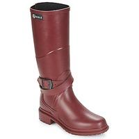 Παπούτσια Γυναίκα Μπότες βροχής Aigle MACADAMES Bordeaux