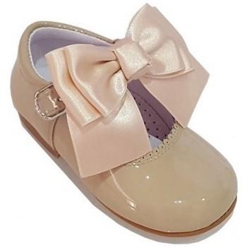 Παπούτσια Κορίτσι Derby & Richelieu Bambi 19580 brown