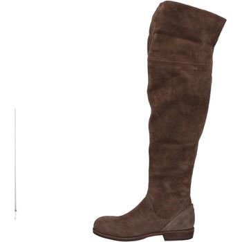 Παπούτσια Γυναίκα Ψηλές μπότες Vic Μπότες AE871 καφέ