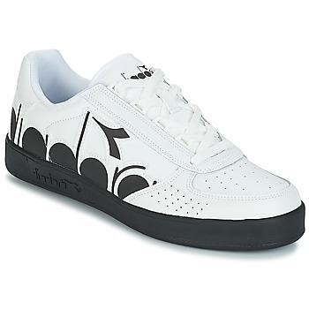 Παπούτσια Άνδρας Χαμηλά Sneakers Diadora B.ELITE BOLDER Άσπρο / Black