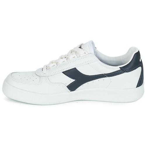 B.ELITE  Diadora  χαμηλά sneakers    άσπρο / marine