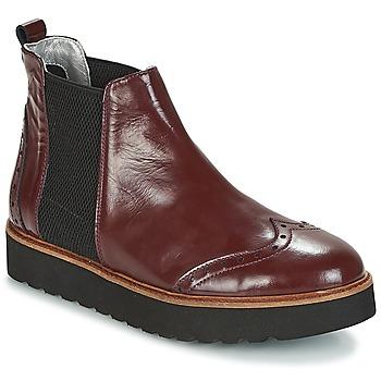 Παπούτσια Γυναίκα Μπότες Ippon Vintage HUNTER THICK Bordeaux