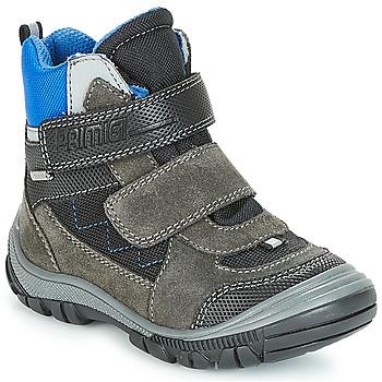 Παπούτσια Αγόρι Snow boots Primigi PNA 24355 GORE-TEX Grey / Μπλέ