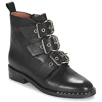 Παπούτσια Γυναίκα Μπότες Jonak DIRCE Black